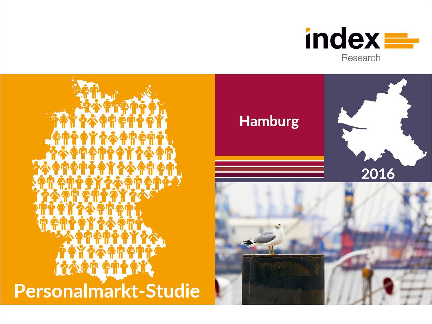 Personalmarkt-Studie Hamburg 2016