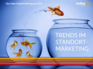 Expertenbefragung Trends im Standortmarketing 2018