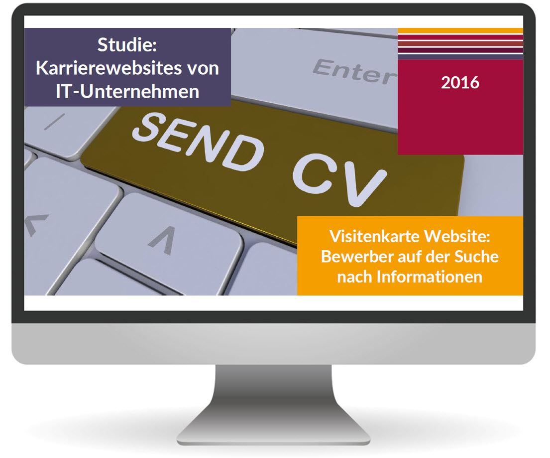 index IT-Studie Karrierewebsites 2016