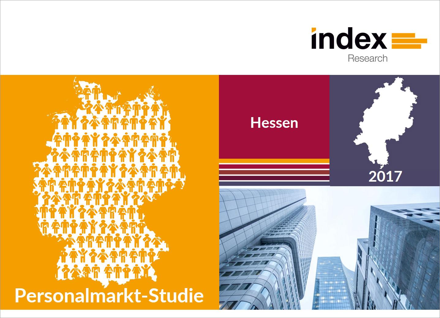 Personalmarkt-Studie Hessen 2017